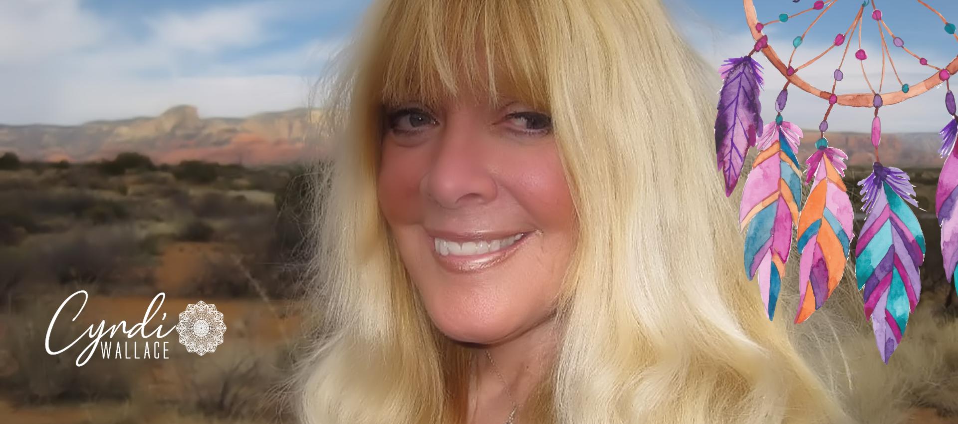 Cyndi Wallace - Psychic, Shaman, and Healer - VA Beach Psychic